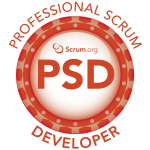 Scrum.org Professional Scrum Developer (PSD)