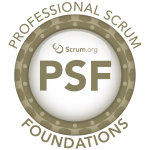 Scrum.org Professional Scrum Foundations (PSF)