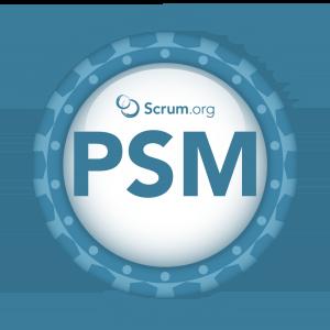 Scrum.org Professional Scrum Master (PSM)