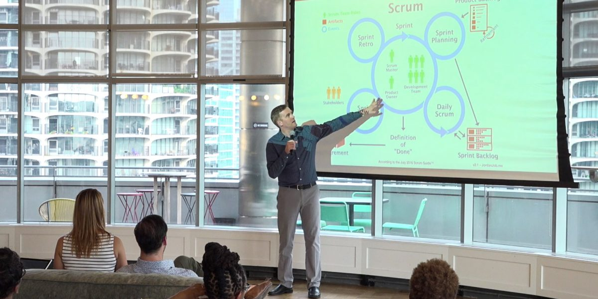Scrum 101: An Introduction to Scrum at the People Side of Software Meetup
